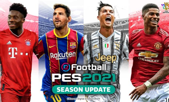 Efootball PES 2021 Mobile