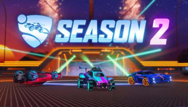 Rocket League Season 2 Mobile
