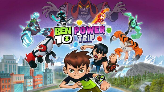 Ben 10: Power Trip Mobile