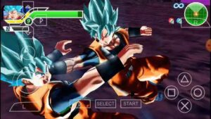 Dragon Ball Xenoverse 2 Mobile
