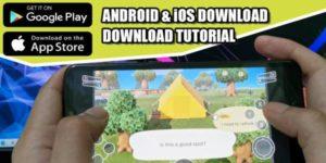 Animal Crossing New Horizons Mobile