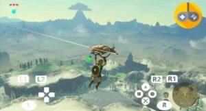 The Legend of Zelda Breath of the Wild Mobile